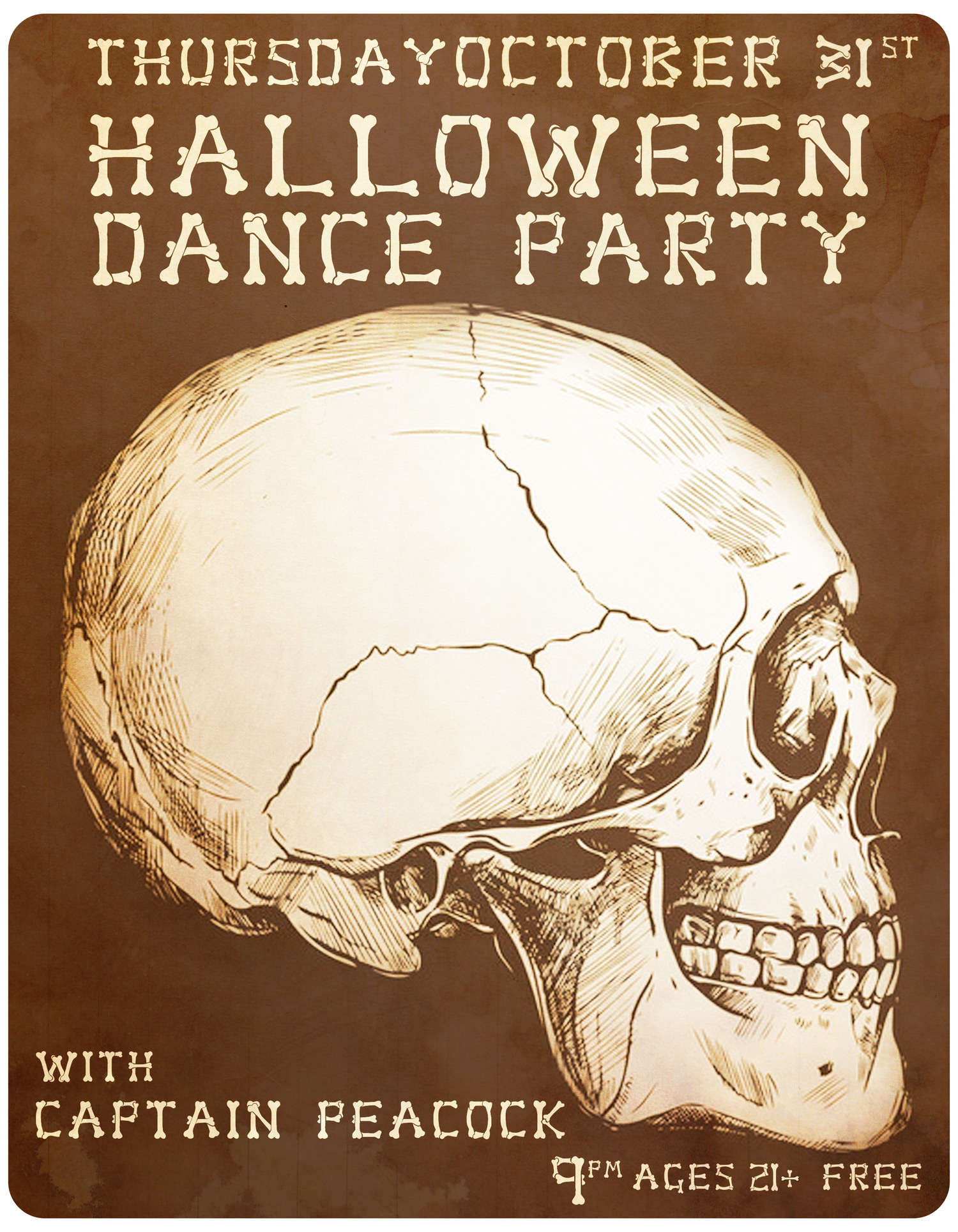Halloween Dance Party!